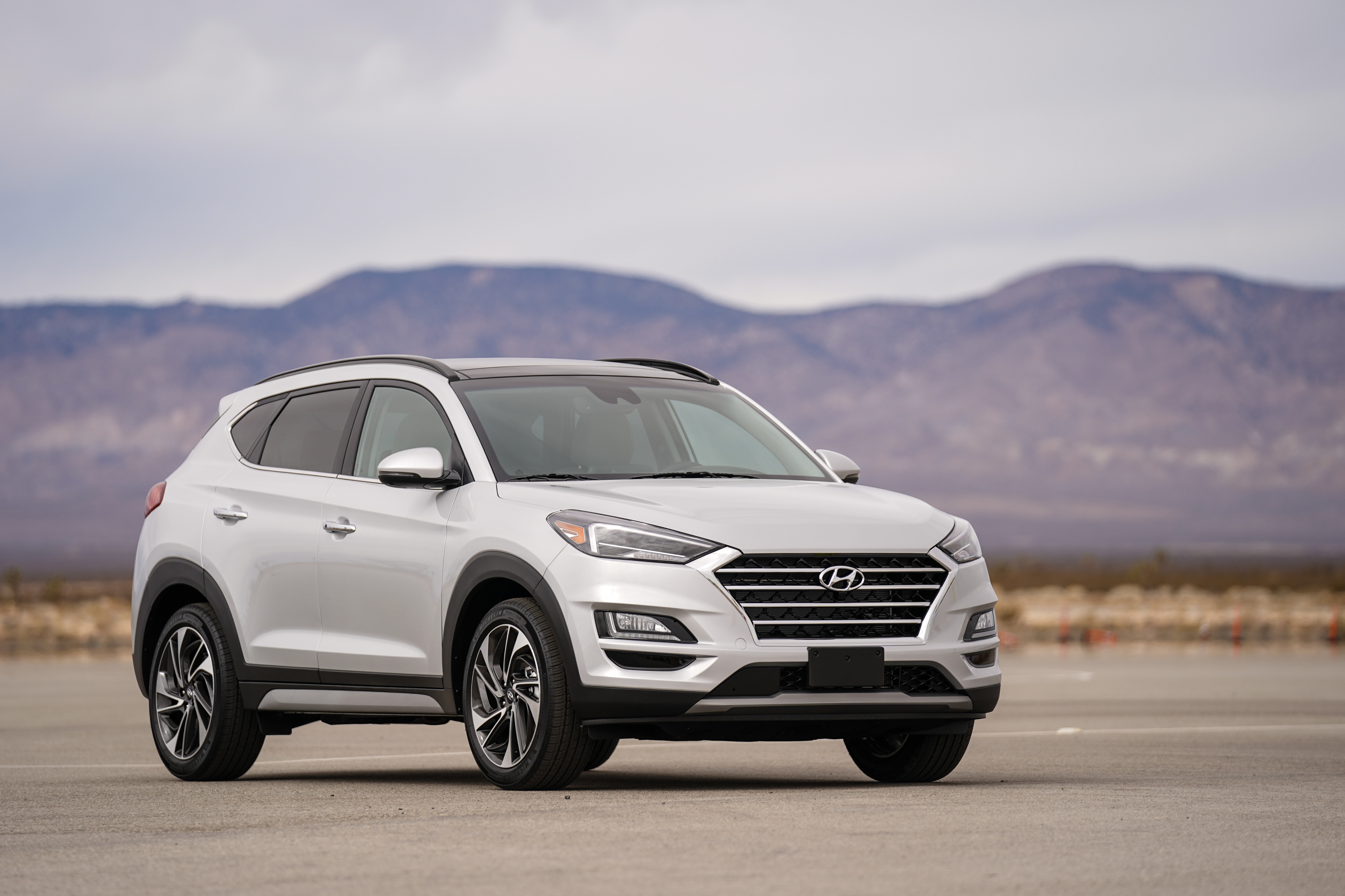 El Hyundai Tucson 2019 recibe la calificación TOP SAFETY PICK+ del IIHS